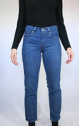 Levi's 511 blue jeans