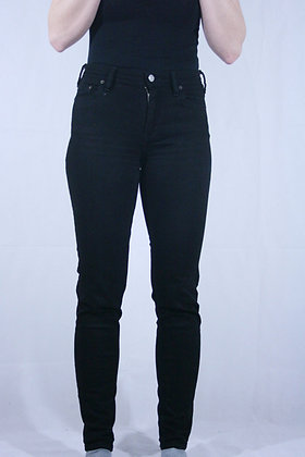 Acne blå konst jeans black W27