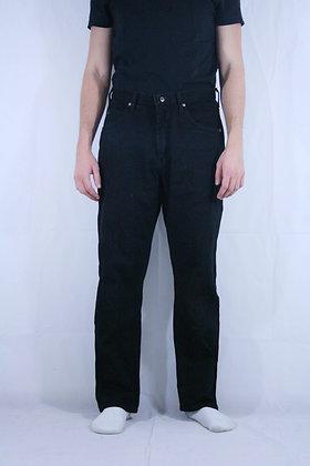 Wrangler black jeans W34