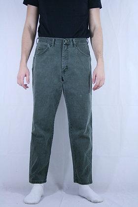 Wrangler green jeans W32