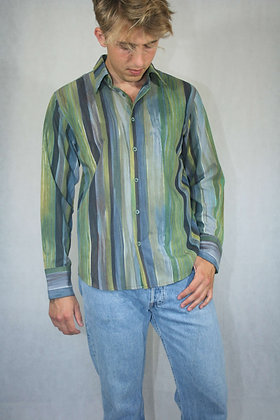 long sleeved Citrico shirt , size M