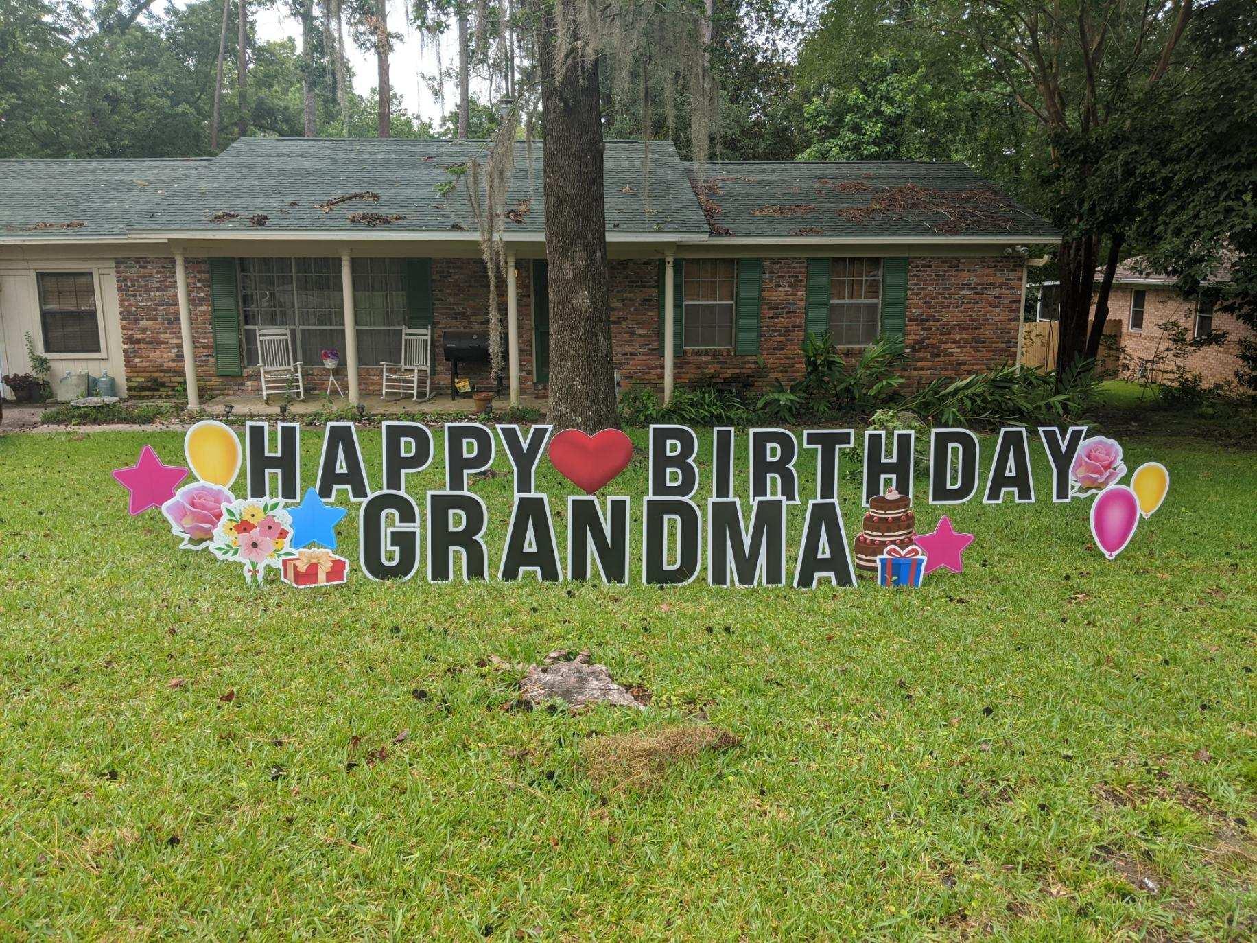 HBday Grandma