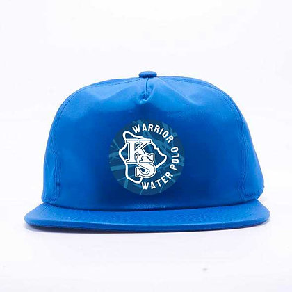 Warriors Cap-Royal