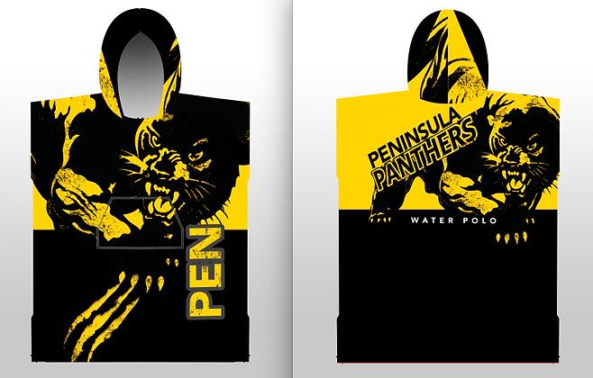 Peninsula HS Poncho