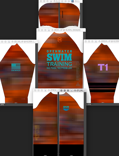 Surge Swim