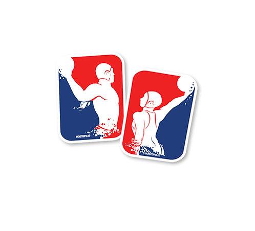 Pro Series Stickers