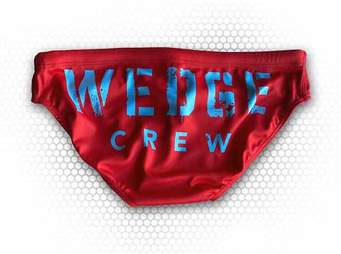 SWIMSUIT WATERPOLO WEDGE