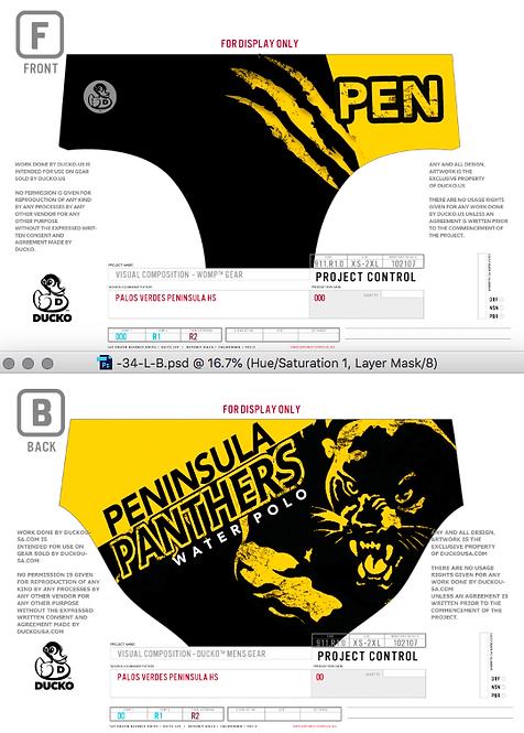 Peninsula HS Mens Suits