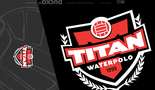 Titan Official Team Towel