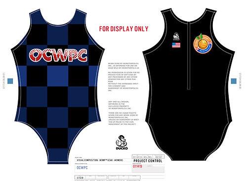 OCWPC Womens Suit