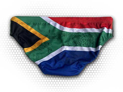 SWIMSUIT WATERPOLO SOUTH AFRICA