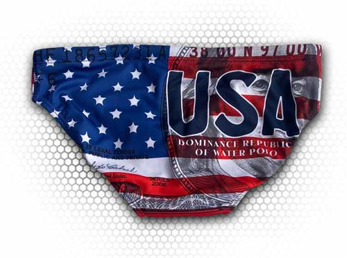 SWIMSUIT WATERPOLO USA