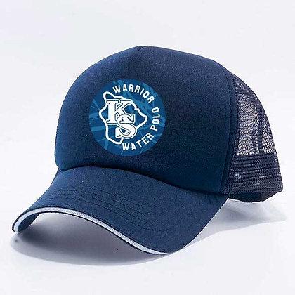 Warriors Cap-Navy