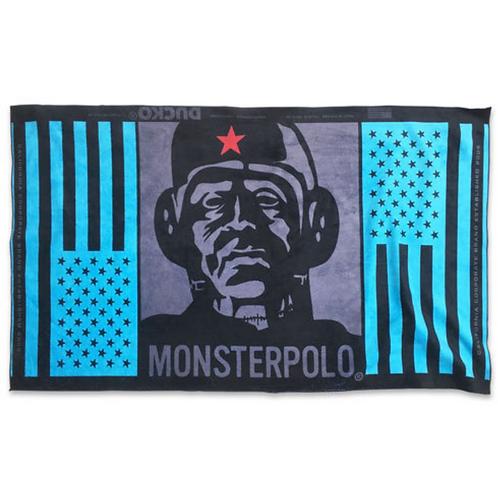 MONSTERPOLO LOGO TOWEL
