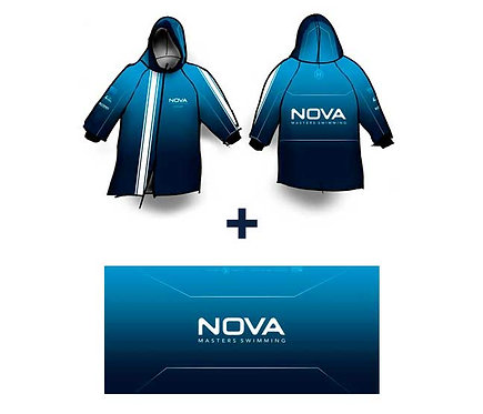 NOVA Parka and Towel Bundle