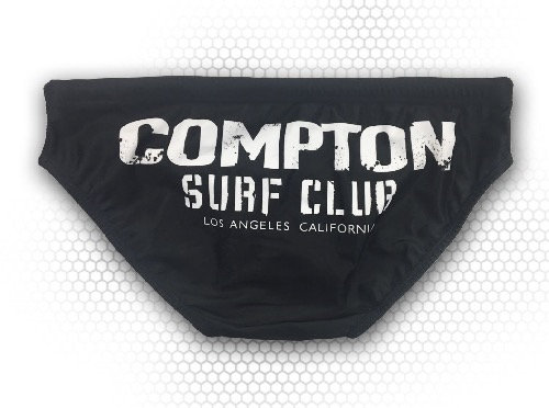 SWIMSUIT WATERPOLO COMPTON SURF CLUB