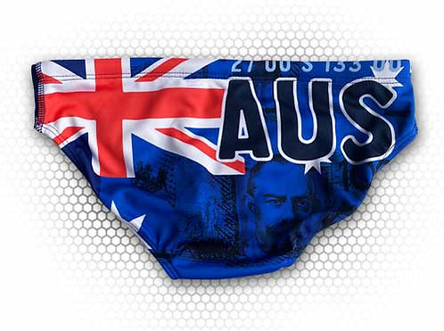 SWIMSUIT WATERPOLO AUSTRALIA