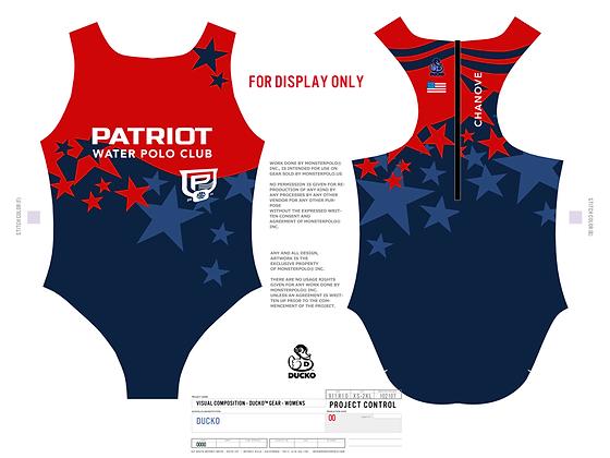 Patriot WPC-Womens Suit
