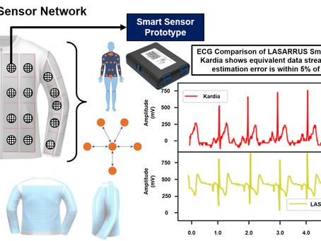 Lasarrus WearME IoT Featured In IEEE Article