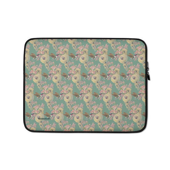 Laptop-Tasche, Minze, ab 45 EUR