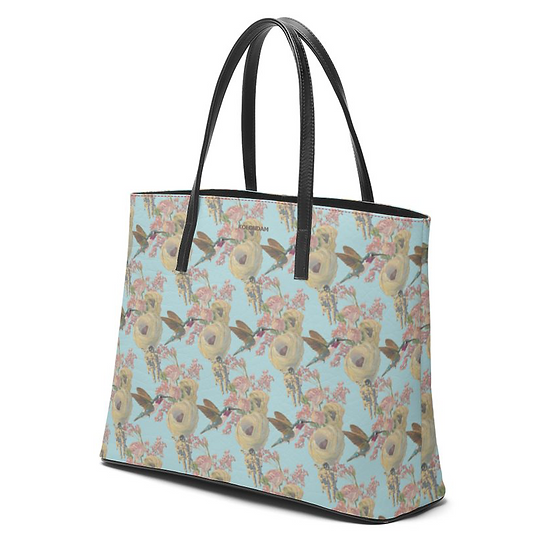 Art on a Bag, Leder, himmelblau, ab 249 EUR