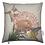 Thumbnail: Premium-Kissen, Kolibri und Nadelkissenblume, ab 79 EUR