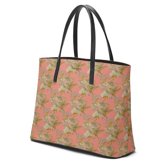 Art on a Bag, Leder, frisches apricot, ab 249 EUR