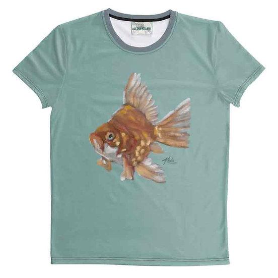 Goldfish t-shirt, unisex