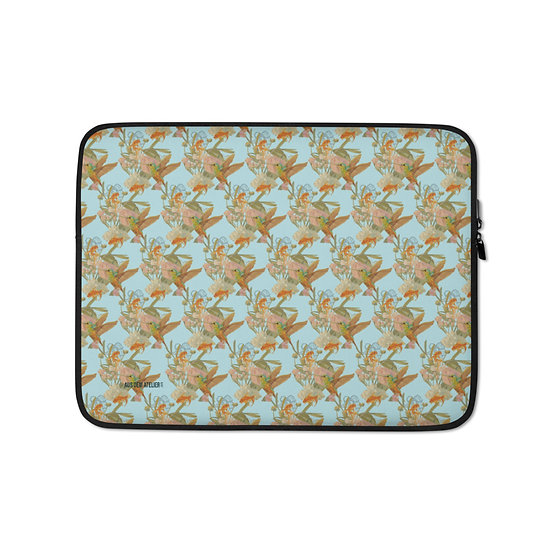 Laptop-Tasche, himmelblau, ab 45 EUR
