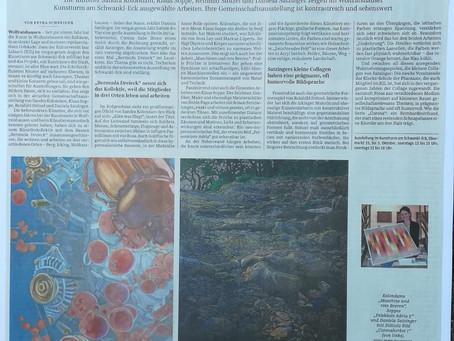 Berichterstattung Süddeutsche Zeitung