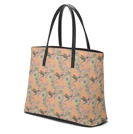 Art on a Bag, leather, fresh peach, from 249 EUR