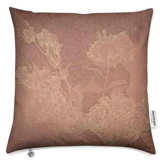 Premium-Kissen, Blumen rosé, ab 79 EUR