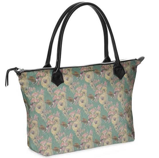 Art on a bag, Minze, ab 149 EUR