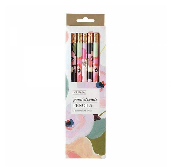 Bleistift Blumen