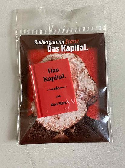 Radiergummi Karl Marx