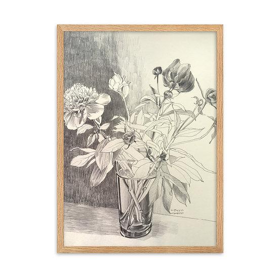 Fine-Art-Print, Stillleben, in 4 unterschiedlichen Formaten
