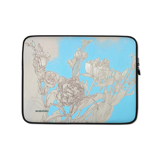 Laptop-Tasche, Blumen, ab 45 EUR