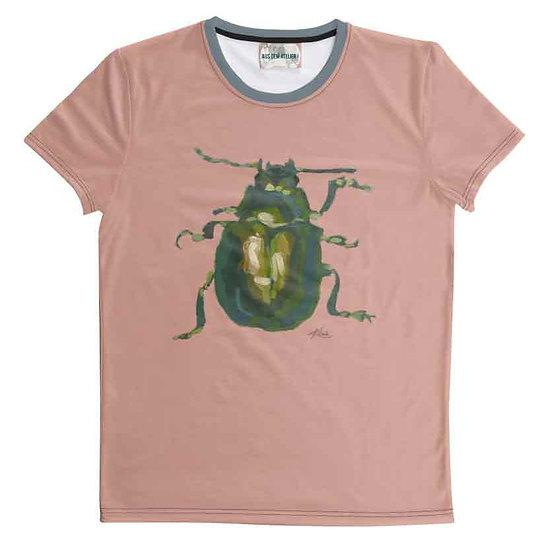 T-Shirt Minzkäfer, unisex