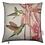 Thumbnail: Premium-Kissen, Kolibri und exotische Blumen, ab 79 EUR