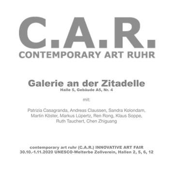 Contemporary Art Ruhr (C.A.R) im UNESCO Welterbe Zollverein