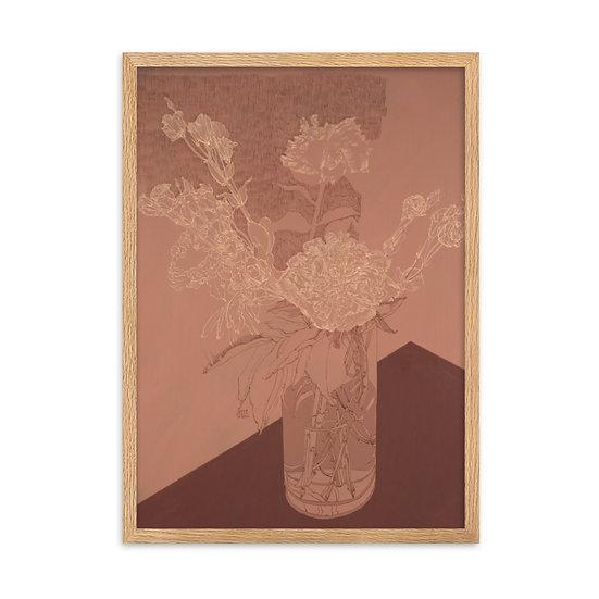 Fine-Art-Print, Federzeichnung, in 4 unterschiedlichen Formaten