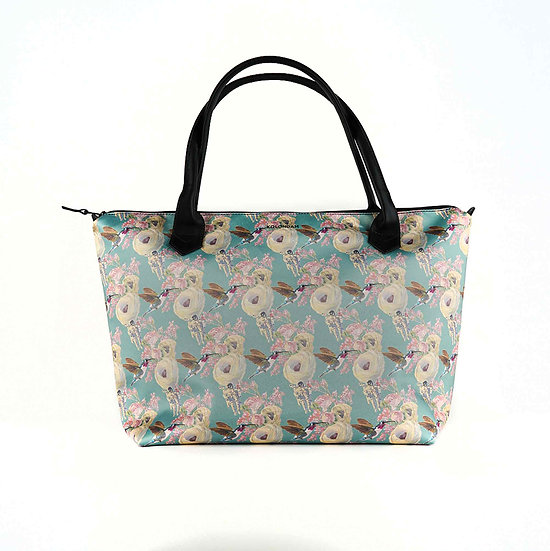 Art on a bag, mint, from 149 EUR