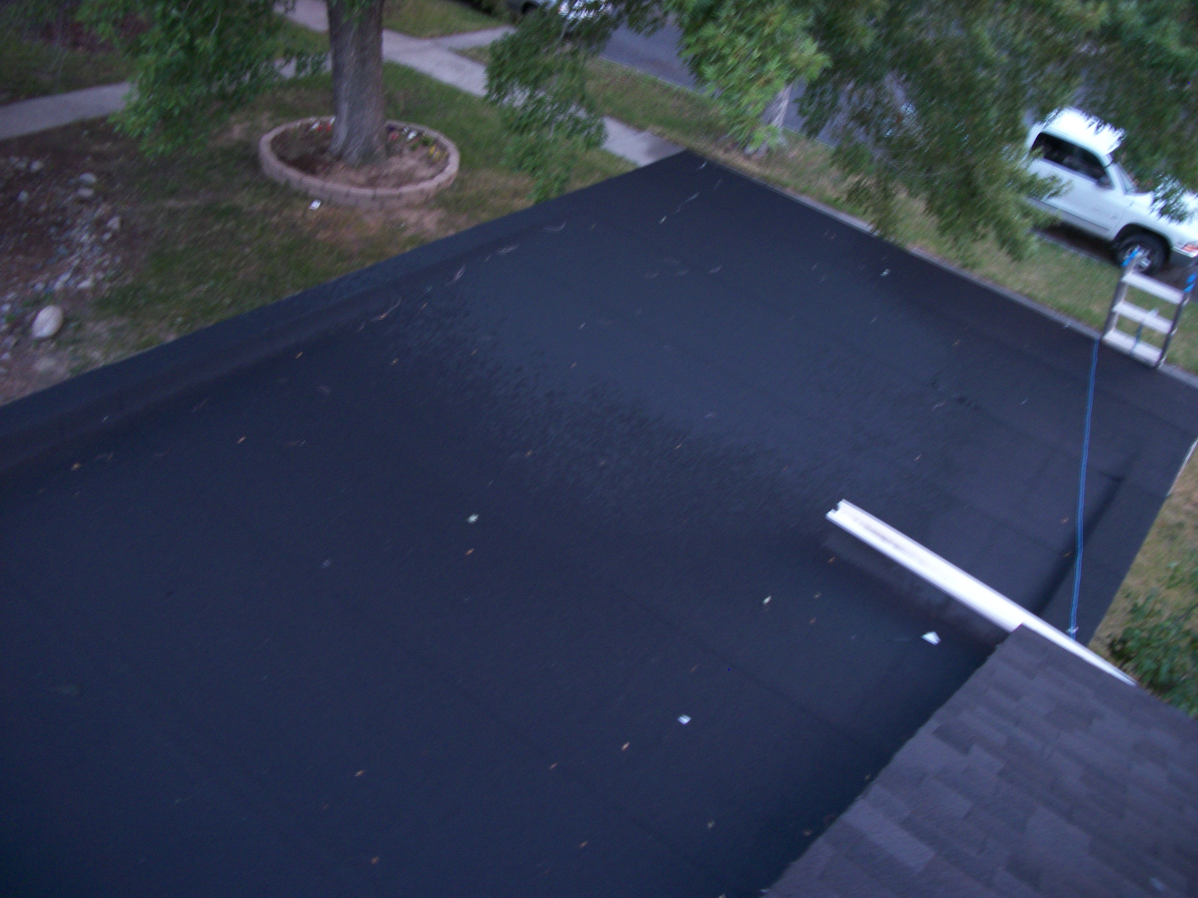 J&T Roofing Work Done