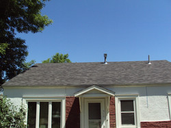 J&T roofing company work done Laurel