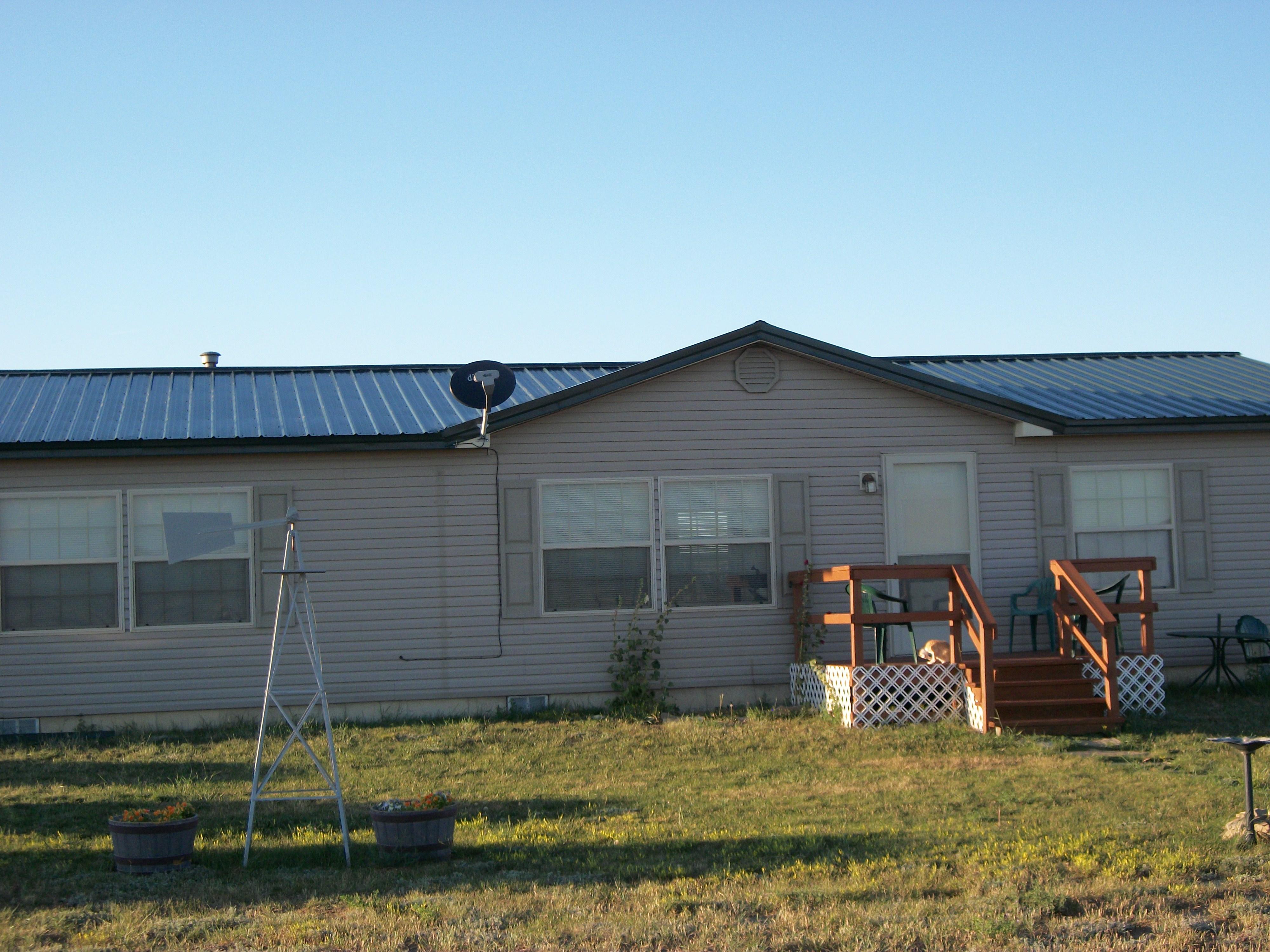 J&T Billings Steel roof repair