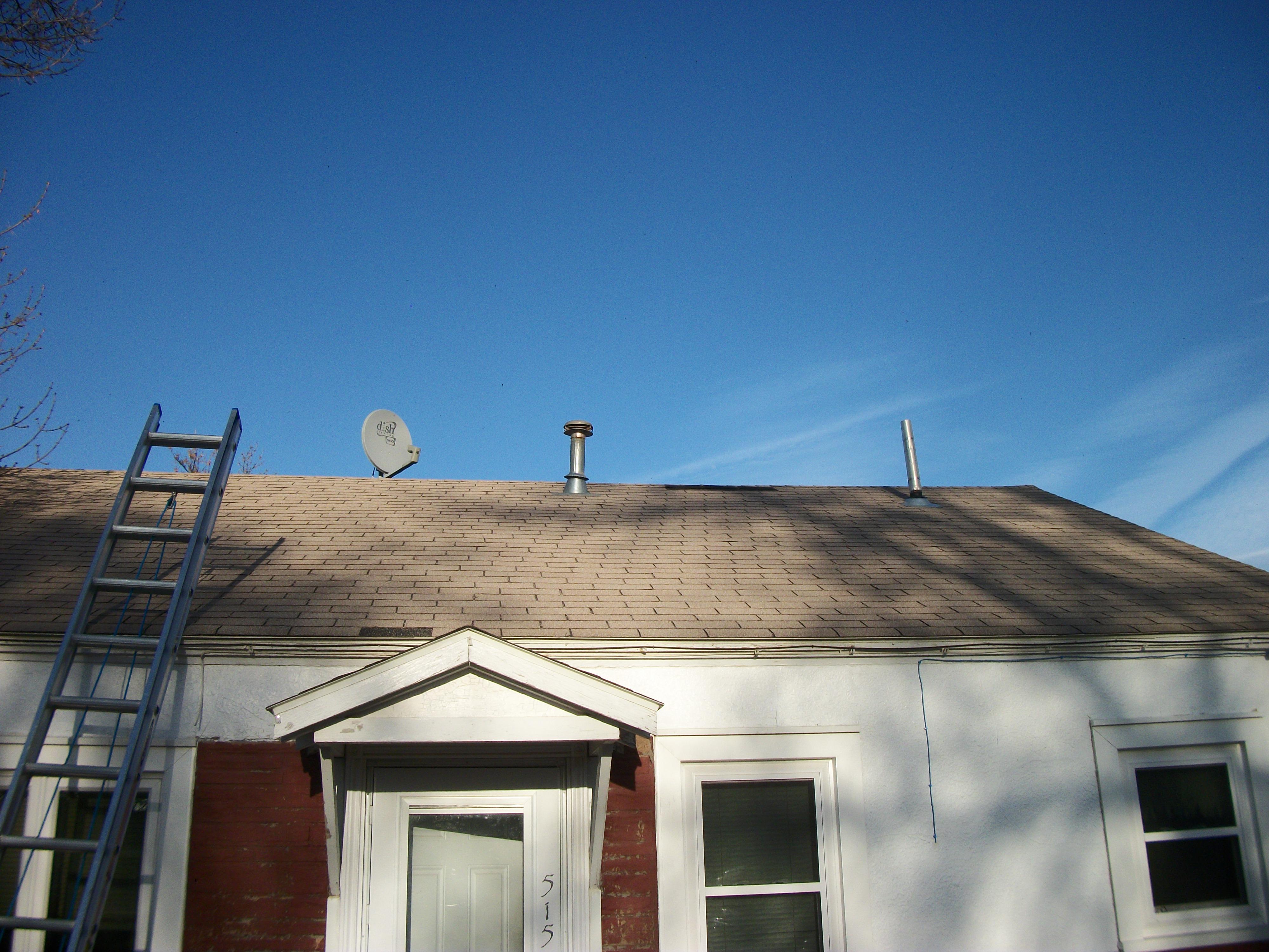 J&T roofing site inspection Laurel