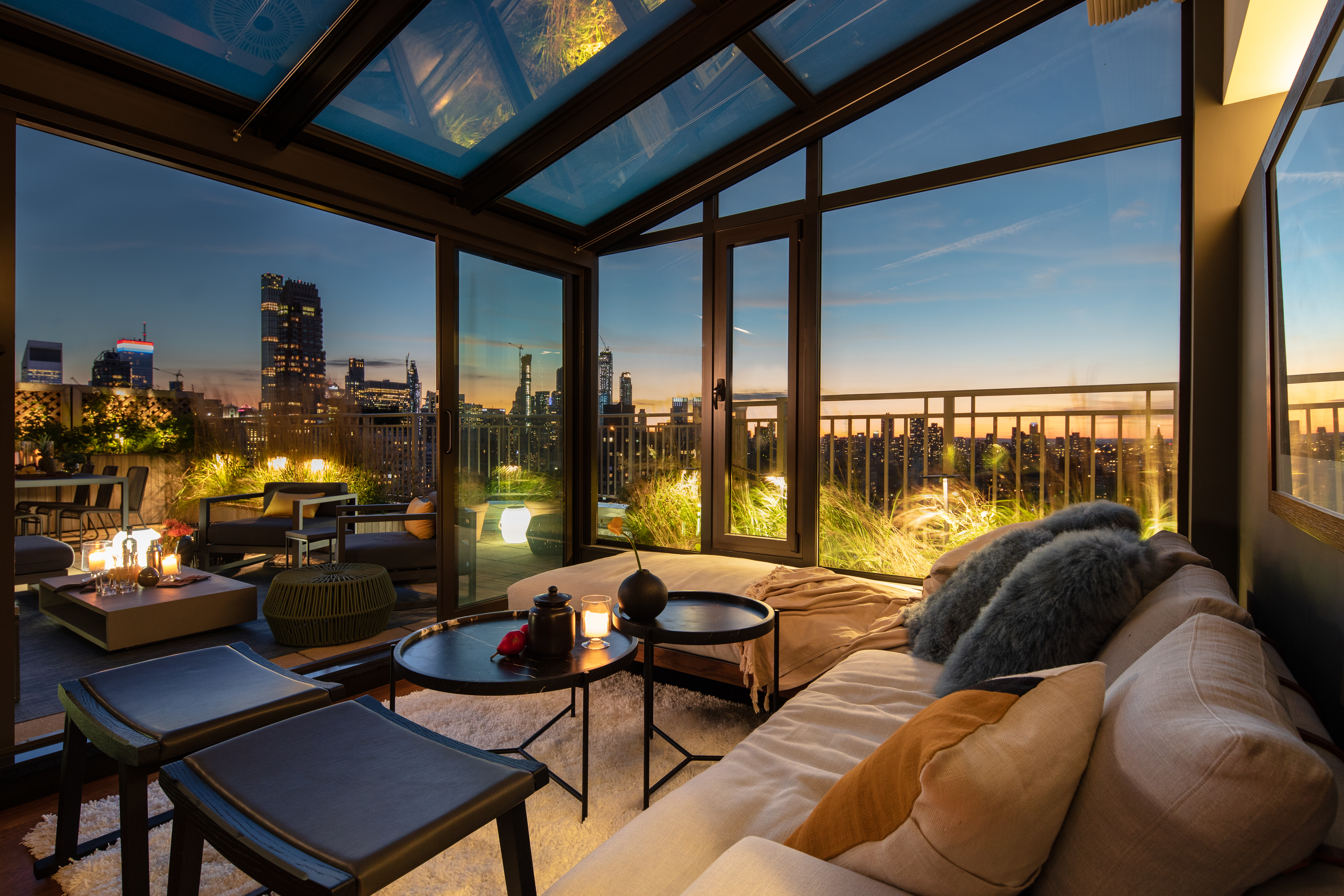 East 74 Penthouse