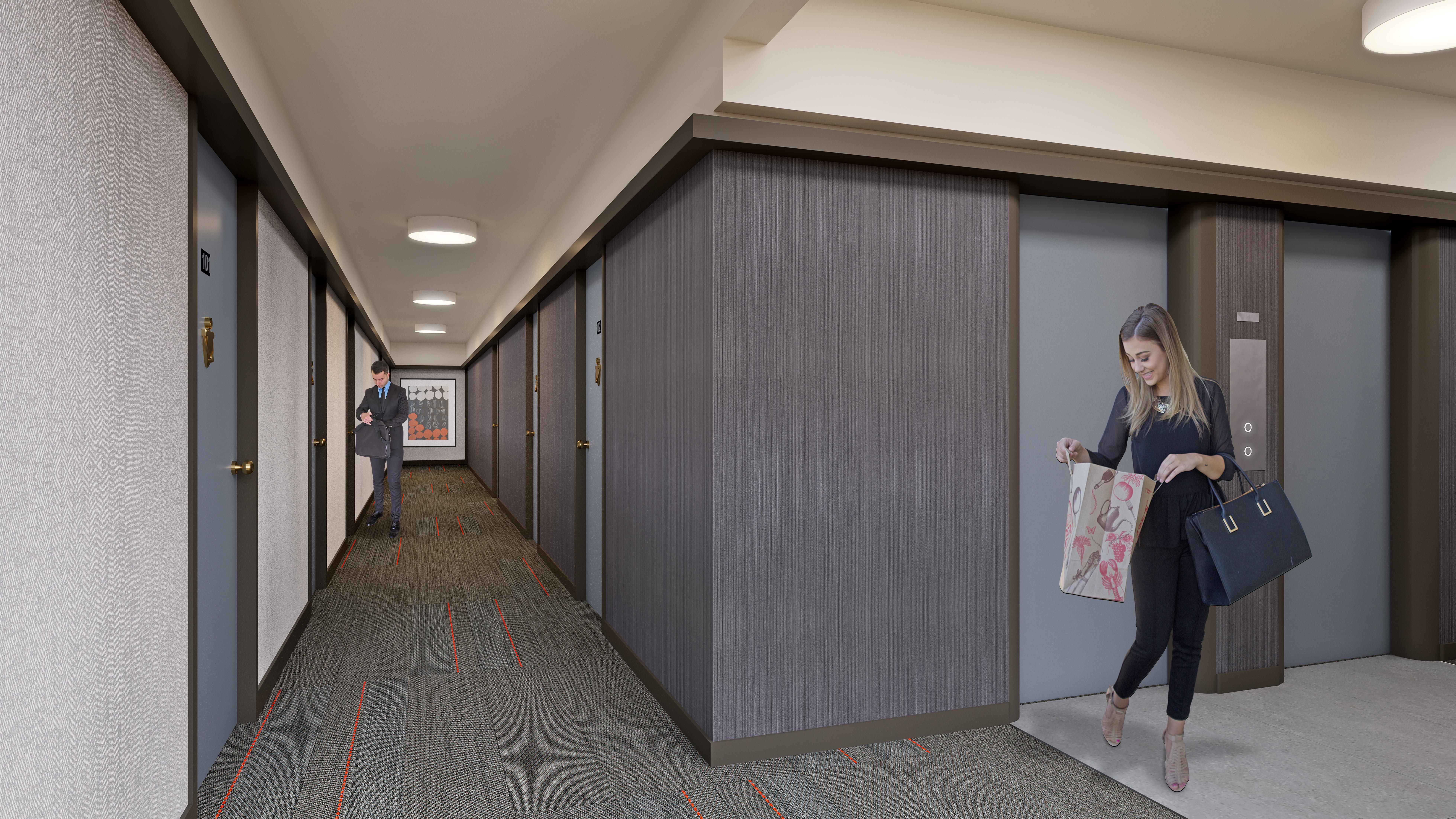 DC Lobby & Hallway - 3