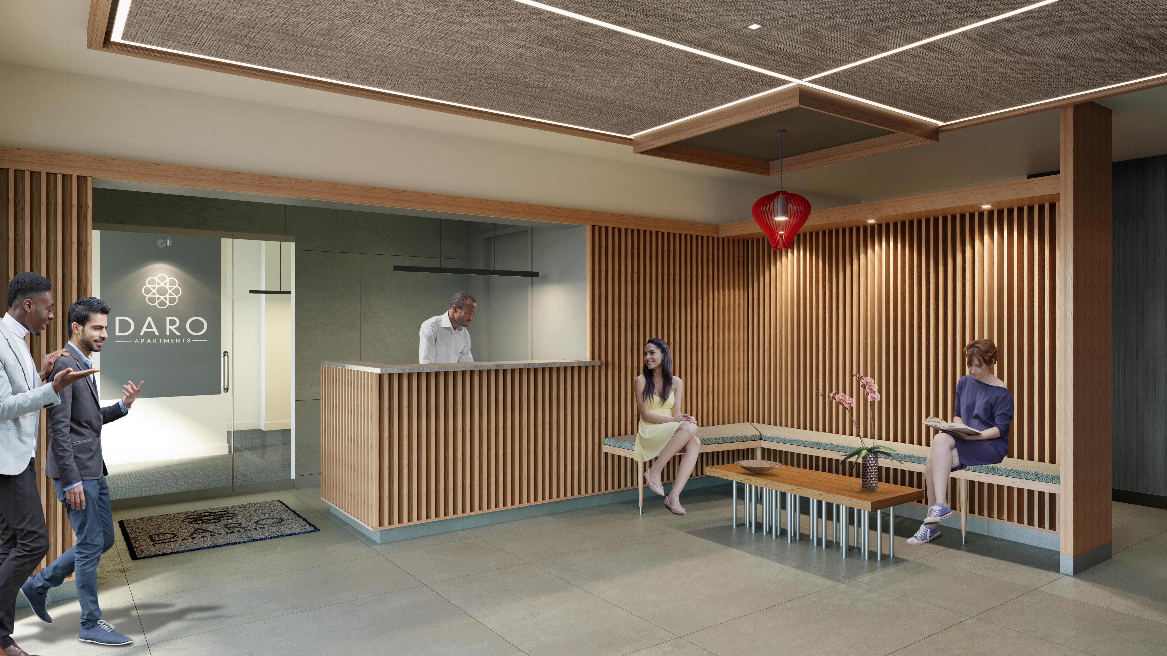 DC Lobby & Hallway - 2