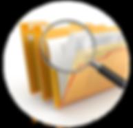 archivio icona